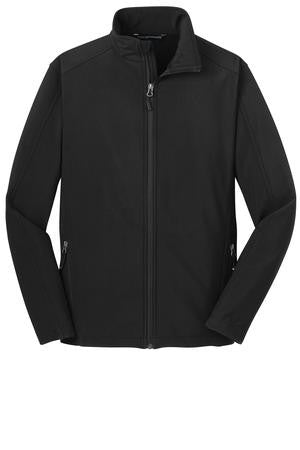 J317 SanMar Core Soft Shell Jacket