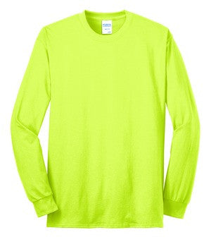 PC55LS SanMar 50/50 Long Sleeve Tee