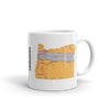 "Solar Eclipse Mug: ""Oregon"" -MAP- PATH of TOTALITY August 21, 2017 (Made in USA)"