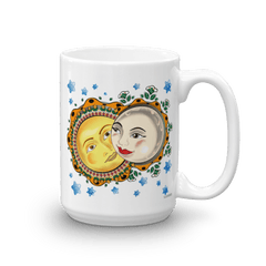 Solar Eclipse Mug: