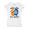 Girls Solar Eclipse Princess T Shirt - Antony & Cleopatra - Live Love Dance Path of Totality August 21, 2017