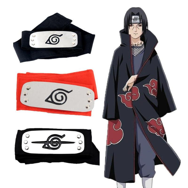FREE - Choose from 11 Different Naruto Headbands!!