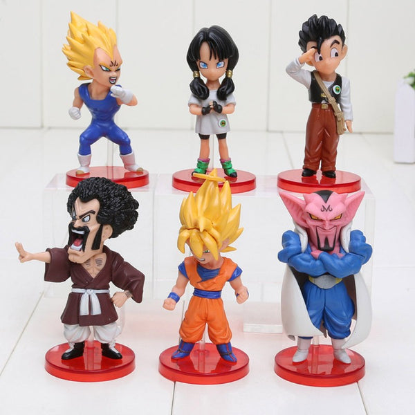 Collection of 6 - DBZ Bundle