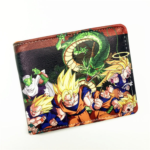 DBZ Gang Wallet
