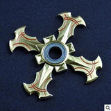 60% OFF - Cross Shuriken Spinner