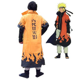 Konoha's Yellow Flash Cloak