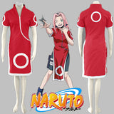 Sakura Cosplay Dress