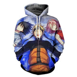 Naruto Hoodie collection
