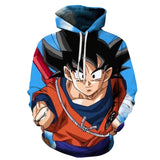DBZ Hoodie Collection