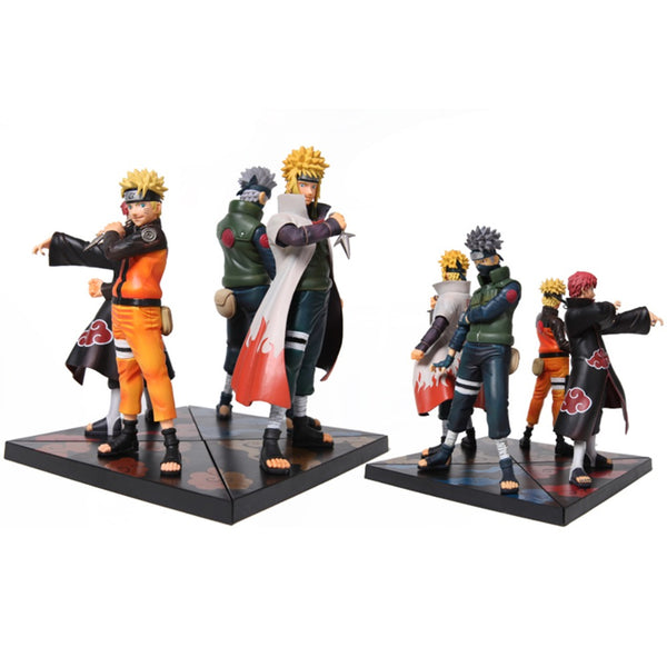 Buy 1 Get 4! Naruto Xmas Bundle