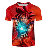 New DBZ T-Shirt Collection