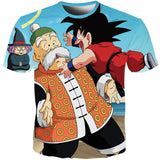 buy Dragon Ball T-Shirts