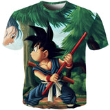 Dragon Ball T-Shirts amazon