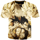 pefect Dragon Ball T-Shirts