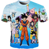 best Dragon Ball T-Shirts