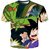 little goku Dragon Ball T-Shirts