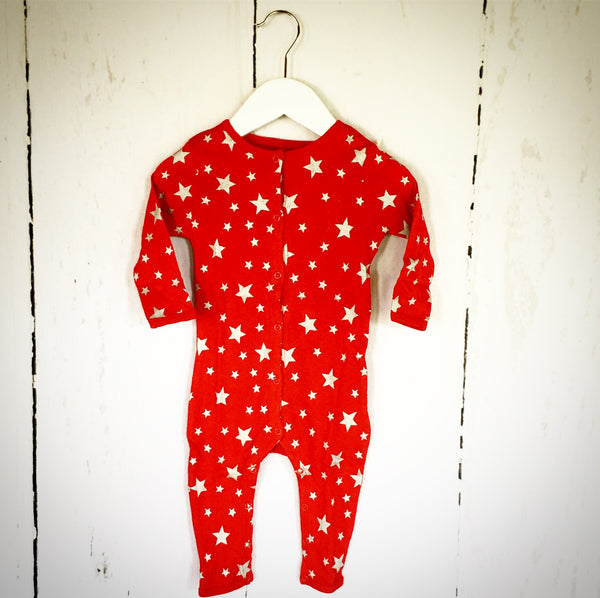 White Star Pajamas (Last Sizes Available)