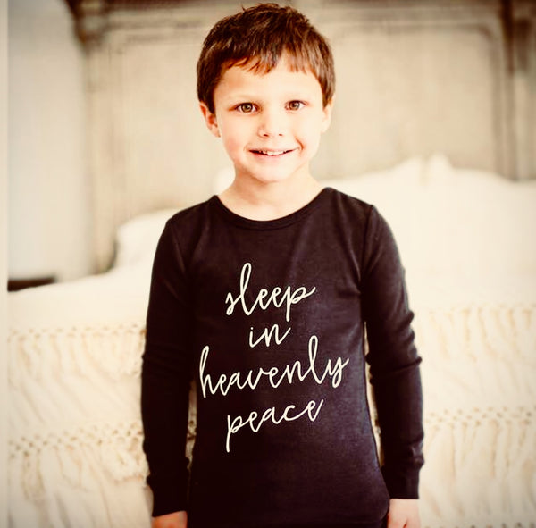 Sleep In Heavenly Peace - Sleepwear