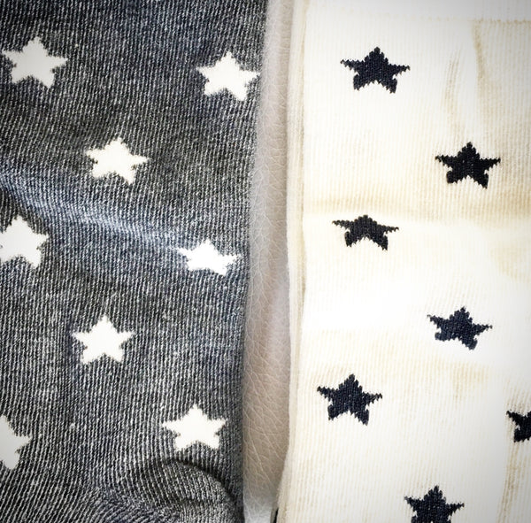 Star Knee Socks