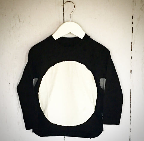 Circle Patch T-shirt
