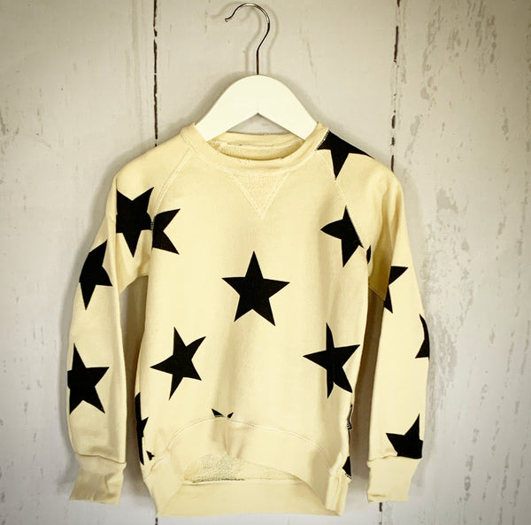 star sweatshirt nununu