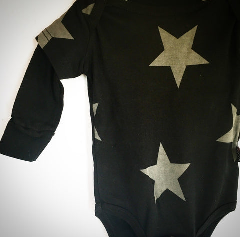 Black Star Onesie