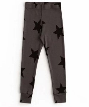 Star Leggings - Iron