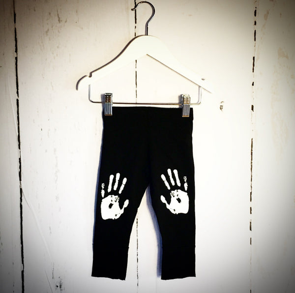 Nununu handprint leggings