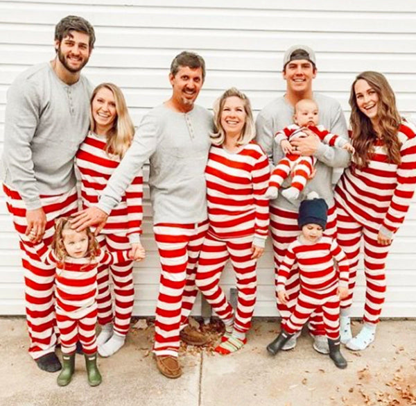 Holiday Matching Family Pajama's & Loungewear