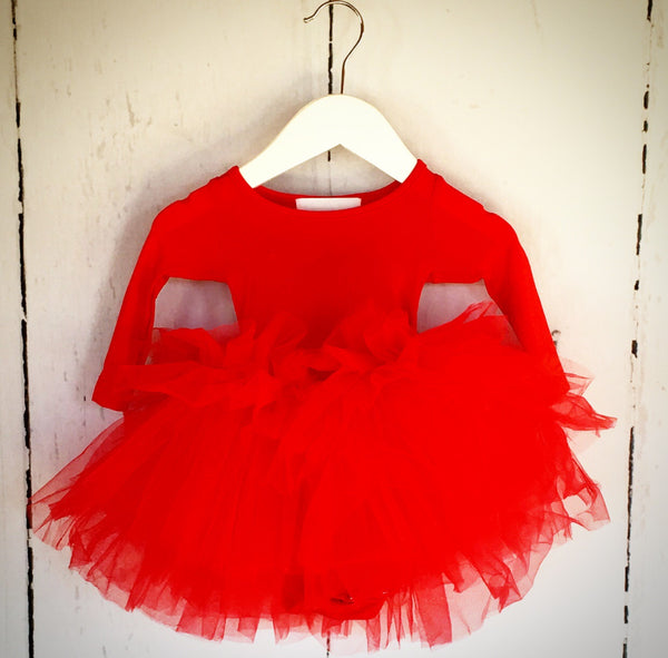 Long Sleeve TuTu