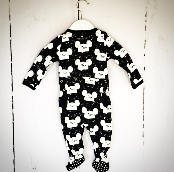 Mickey Mouse Inspired Footie