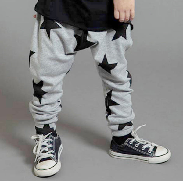 Nununu star bagy pants