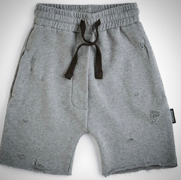 Deconstructed Sweatshorts Nununu