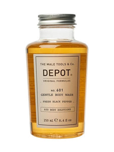 Depot - Body Wash - Black Pepper - Húðsápa