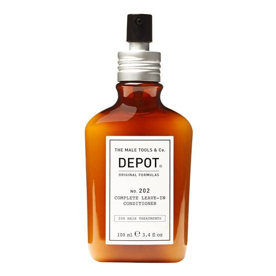 Depot - Complete Leave-In Conditioner - Hárnæring