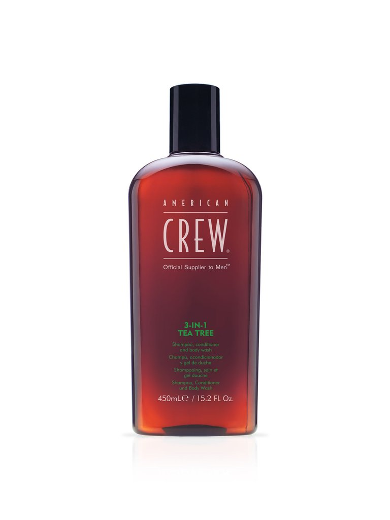 American Crew - 3-in-1 Tea tree Shampoo - Sjampó