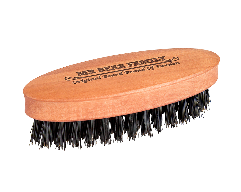 Mr. Bear Family - Beard Brush - Skeggbursti - Lítill