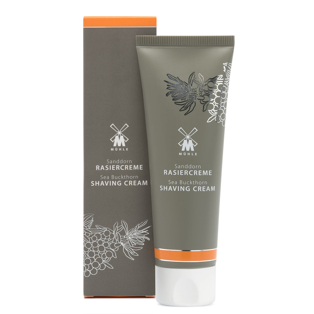 Mühle - Shaving Cream - Sea Buckthorn - Raksápa