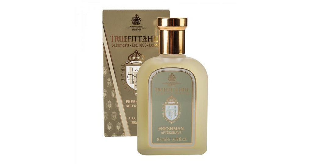 Truefitt & Hill - Aftershave - Freshman - Rakspíri