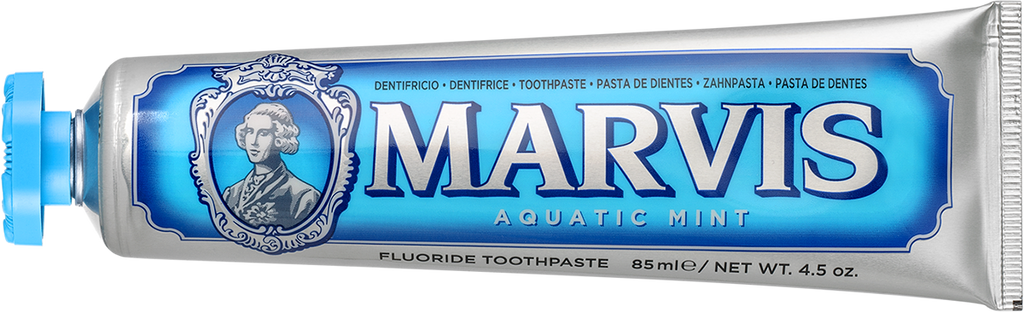 Marvis - Aquatic Mint - Tannkrem