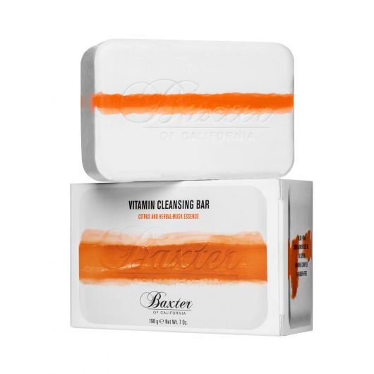 Baxter of California - Sápa - Citrus & Herbal musk - Cleansing bar