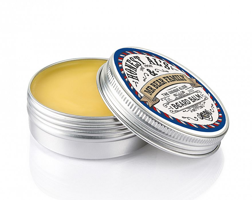 Mr. Bear Family - Beard Balm - Honest Al - Skeggnæring