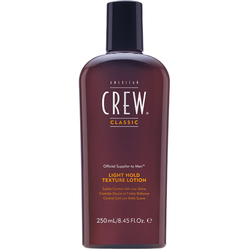 American Crew - Light Hold Texture Lotion - Hármótunarefni