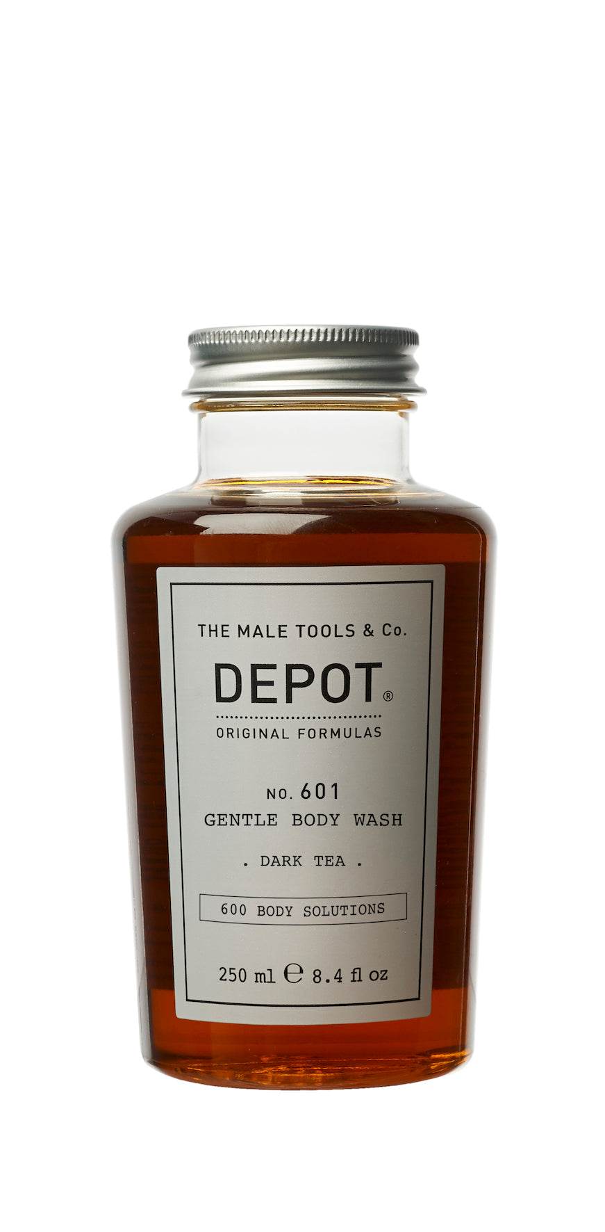 Depot - Body Wash - Dark Tea - Húðsápa