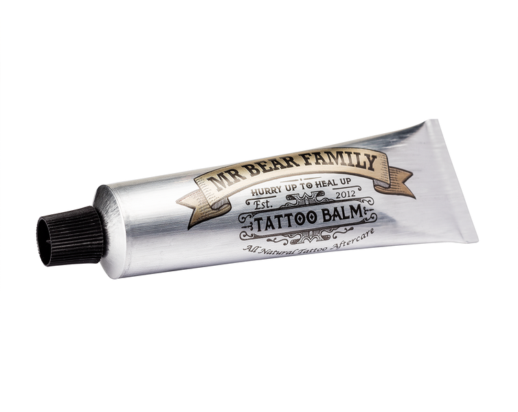 Mr. Bear Family - Tattoo Balm - Tattúnæring