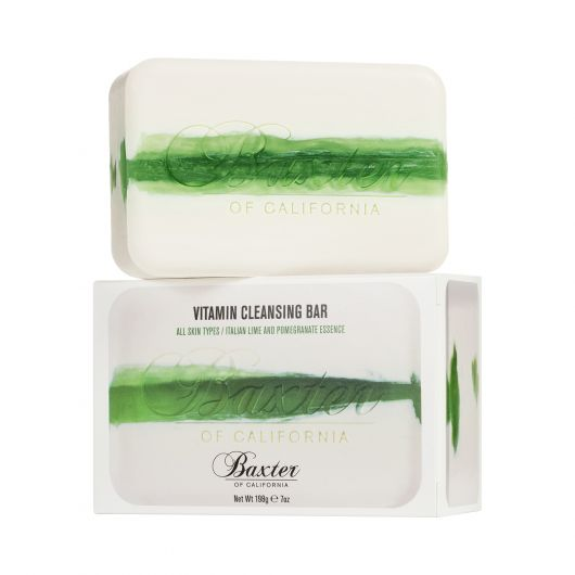 Baxter of California - Sápa - Lime & Pomegranate - Cleansing bar