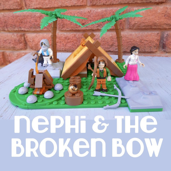 NEPHI & the Broken Bow Set  150 piece