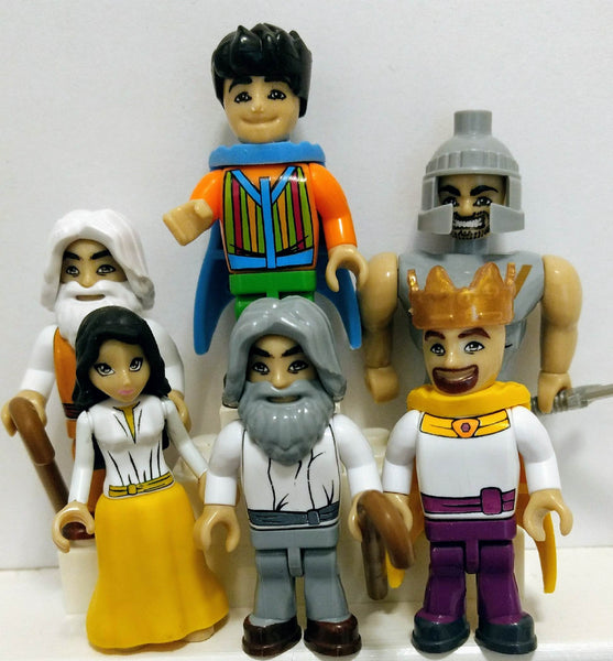 Nativity & Mini-Figs Pack
