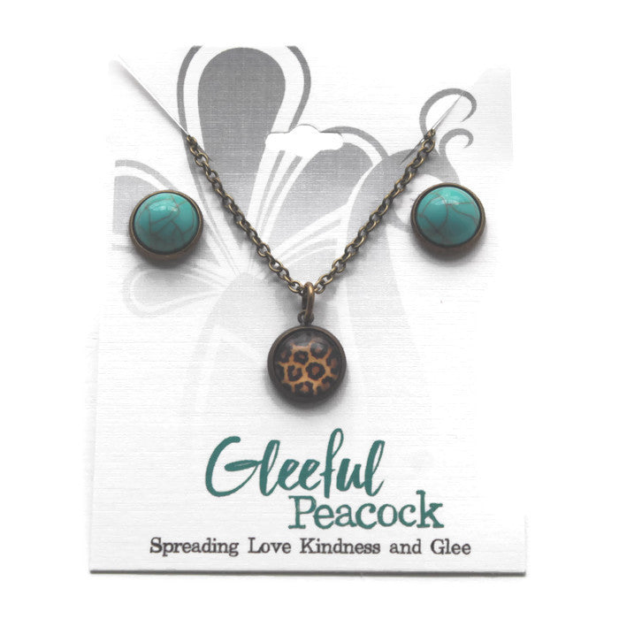 Earrings and Necklace gift card Sets - 9 designs to pick from - all of them awesome!