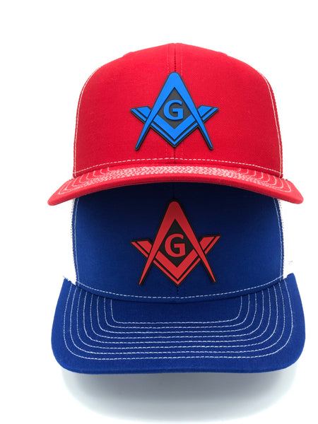 Red,White and Blue CAP - Mason Gear Shop